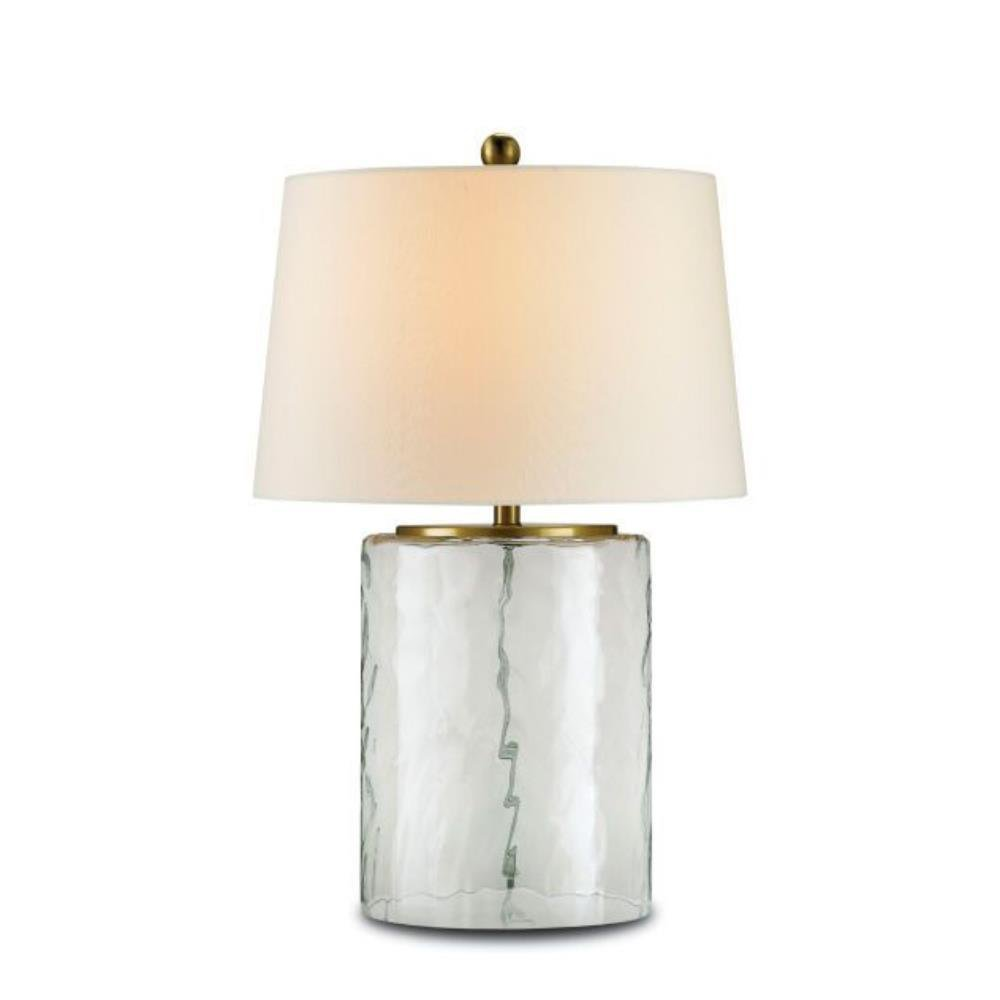 Currey and Company Oscar - One Light Table Lamp
