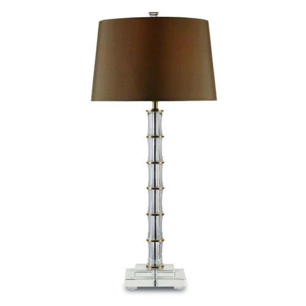 Currey and Company Yardley - One Light Table Lamp