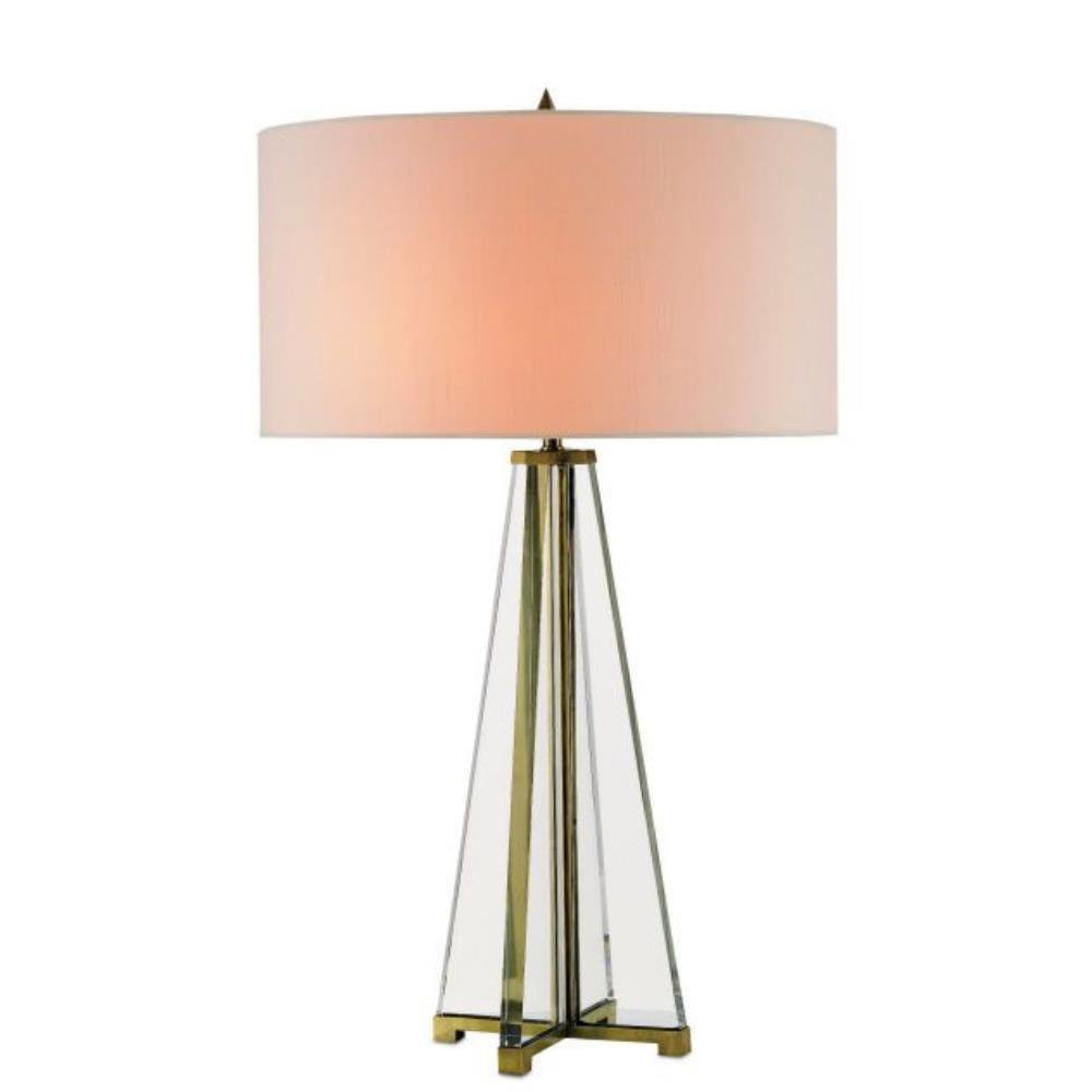 Currey and Company Lamont - One Light Table Lamp