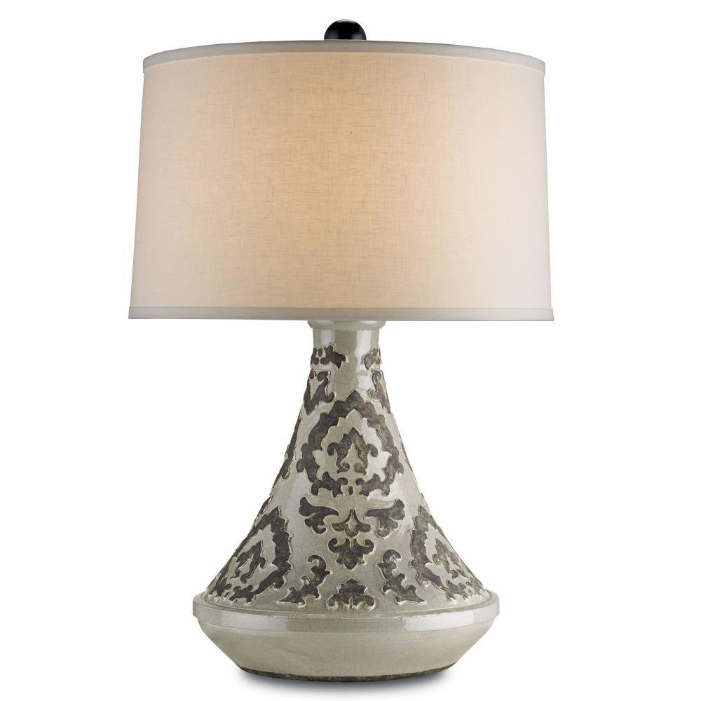 Currey and Company Tagine - One Light Table Lamp