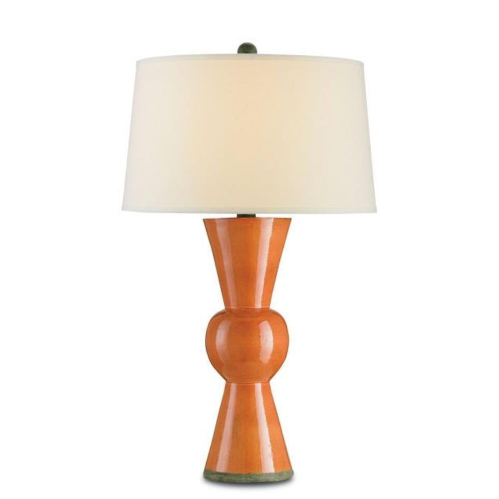 Currey and Company Upbeat - One Light Table Lamp