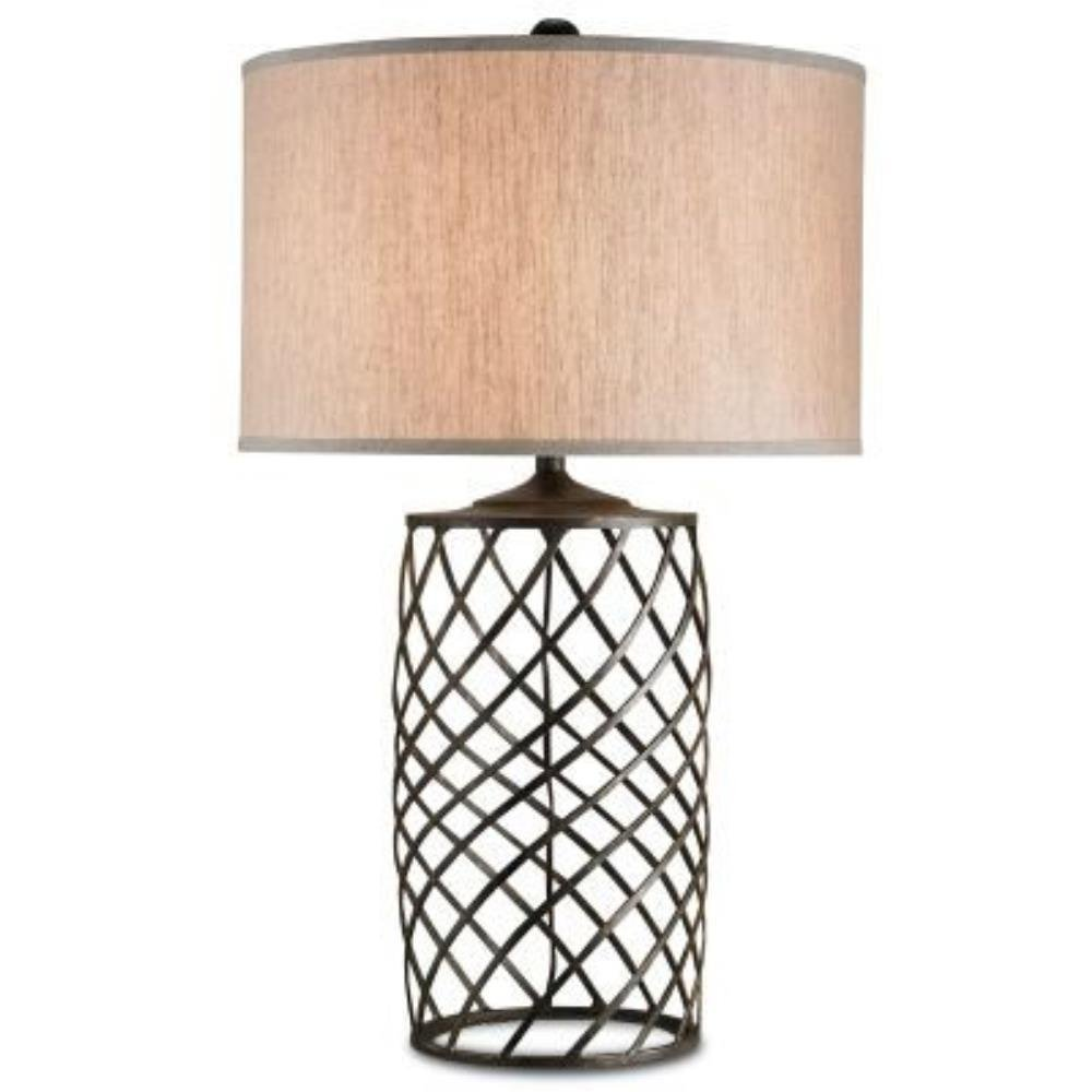 Currey and Company Dashiell - One Light Table Lamp