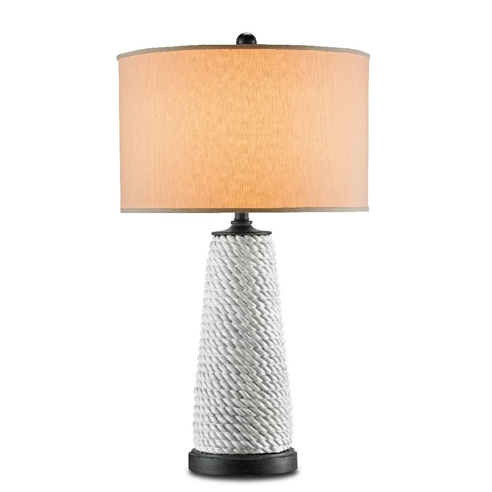 """Currey and Company Seafellow - 32"""" Table Lamp"""