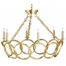 Currey and Company Orli - Six Light Chandelier