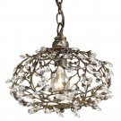 Currey and Company - 9003 - Dream - One Light Pendant