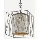Currey and Company Marmande - One Light Square Lantern