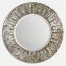 """Uttermost Foliage - 36"""" Round Mirror"""