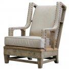 """Uttermost Schafer - 44"""" Arm Chair"""