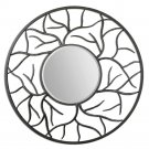"Uttermost Esher - 42"" Round Decortive Mirror"