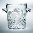 Crystal Ice Bucket.