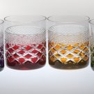 Crystal Glass Set Of 6.