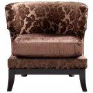 Cyan lighting Mr. Chocolate Truffles - 27.75 Inch Small Chair