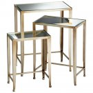 Cyan lighting Harrow - 12 Inch Small Nesting Table
