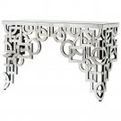 Cyan lighting Volos - 18 Inch Small Console Table