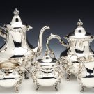 Gorham TEA and COFFEE SET.