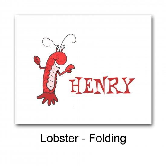Kids Stationery: Folding Note Cards