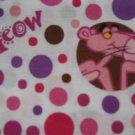 Pink Panther Custom Scrubs Scrub Top Meow