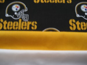 Pittsburgh Steelers Football Custom Made Scrubs Scrub Top