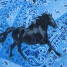 Horse Western Bandanna Animal Custom Scrubs Scrub Top