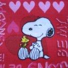 SNOOPY Love Valentine Custom Medical Nurse Scrubs Scrub Top