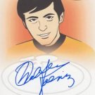 Star Trek Art & Images A11 Walter Koenig - Chekov auto card