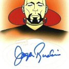 Star Trek Art & Images A24 Joseph Ruskin - Galt auto card
