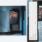 X-Files season 4&5 PW1 Mulder Sweatshirt Pieceworks insert card