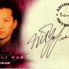 Witchblade TV Show A3 Will Yun Lee - Danny Woo auto card