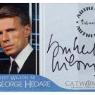 Catwoman movie A1 Lambert Wilson - George Hedare auto card