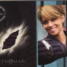 Catwoman movie PW4 Halle Berry - Patience Philips Sweater Pieceworks insert card