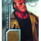Hellboy movie PW1 Ron Perlman - Hellboy Leather Coat Pieceworks insert card