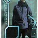 Hellboy movie PW6 Rupert Evans - Agent Myers Pants Pieceworks insert card