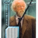 Hellboy movie PW7 John Hurt - Professor Broom Shirt Pieceworks insert card