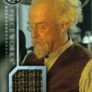 Hellboy movie PW8 John Hurt - Professor Broom Vest Pieceworks insert card