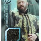 Hellboy movie PW9 Karel Roden - Grigori Rasputin Vest Robe Pieceworks insert card