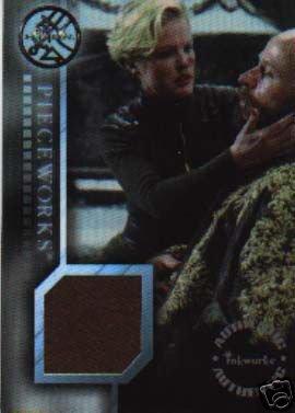 Hellboy movie PW11 Biddy Hodson - Ilsa Hupstein Pants Pieceworks insert card