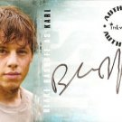 Lost season 3 A32 Blake Bashoff - Karl auto card