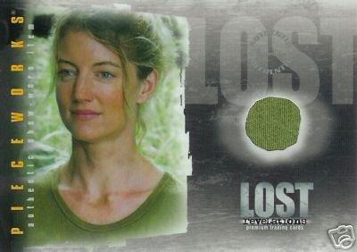 Lost Revelations PW7 Cynthia Watros - Libby Shirt Pieceworks insert card
