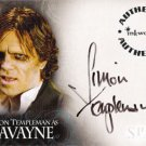 Spike the Complete Story A10 Simon Templeman - Pavayne auto card