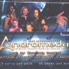 Andromeda season 1 trading cards - Factory Sealed Box - 36 packs