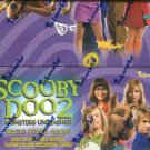 Scooby Doo 2 Monsters Unleashed trading cards - Factory Sealed Box - 36 packs