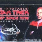Star Trek Quotable DS9 trading cards - Factory Sealed Box - 40 packs