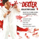 Dexter complete trading card set - 72 cards - #1-72 - mint condition