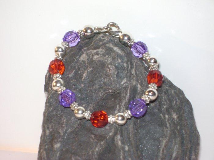 Red Hat LadyMedical I.D. Alert Replacement Bracelet