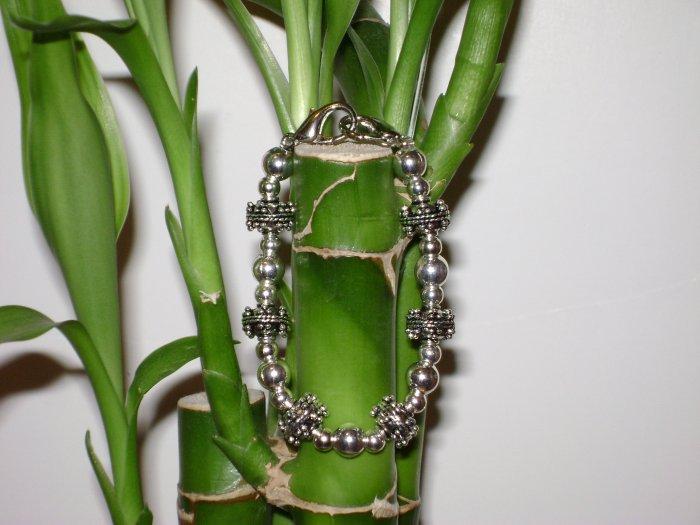 Bali Bead Medical Alert I.D. Replacement Bracelet
