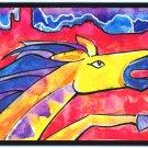 """Lightning Horse"" Watercolor Painting Print"
