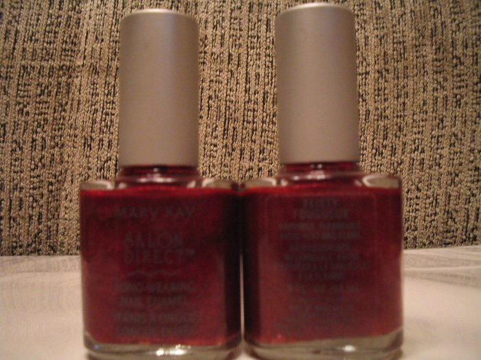 Color I.D. Long Wearing Nail Polish FEISTY MARY KAY **JUST REDUCED HALF PRICE**