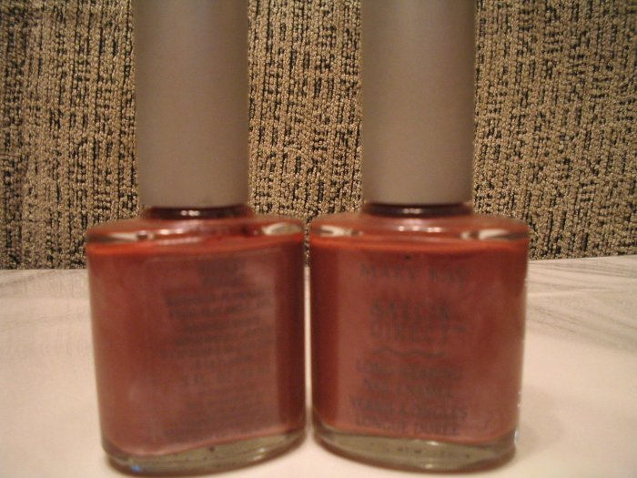 Color I.D. Long Wearing Nail Polish PRISSY MARY KAY **JUST REDUCED HALF PRICE**