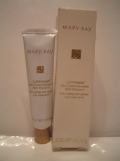 MARY KAY Lumineyes Dark circle diminisher w vitamin K **JUST REDUCEDHALF PRICE SALE**