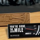 50 You've Gone the Extra Mile Engraved Milk Chocolate Bars for Clients or Employee Incentives